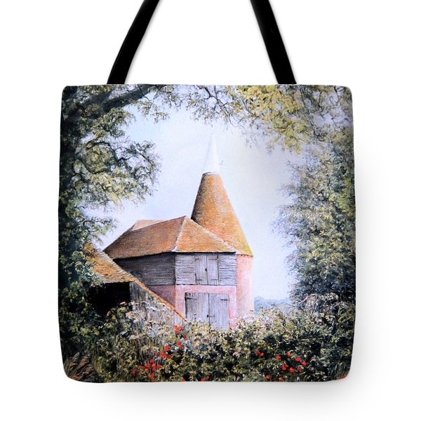 A Glimpse Of The Past Tote Bag by Rosemary Colyer