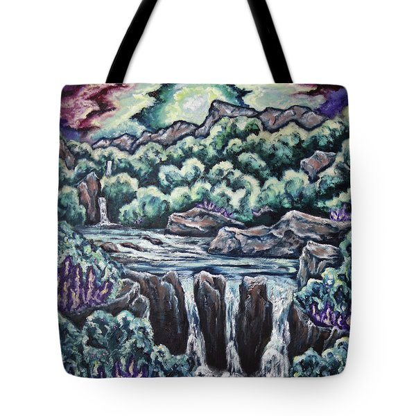 A Glimpse Of Time Tote Bag