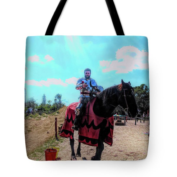 A Good Knight Tote Bag