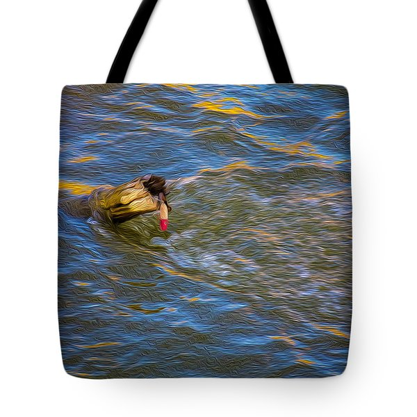 A Good Try Tote Bag