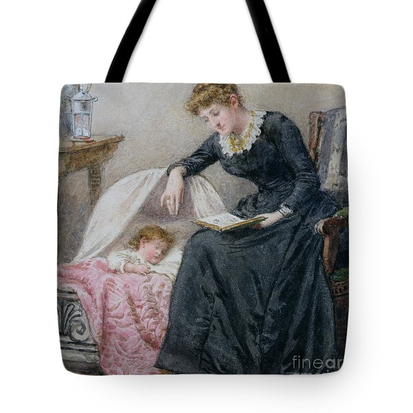 A Goodnight Story  Tote Bag