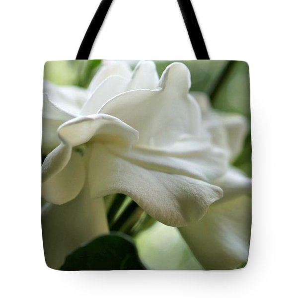 A Graceful Lady Tote Bag