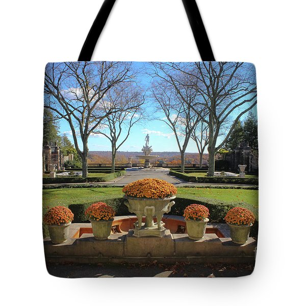 A Grand Entrance Tote Bag