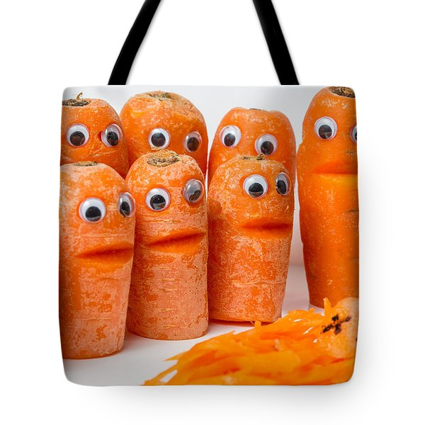 A Grate Carrot 2. Tote Bag