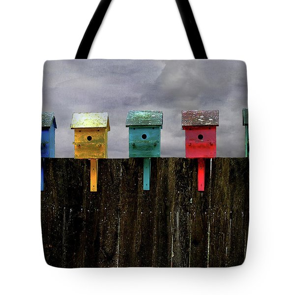 A Great Day To Fly Tote Bag