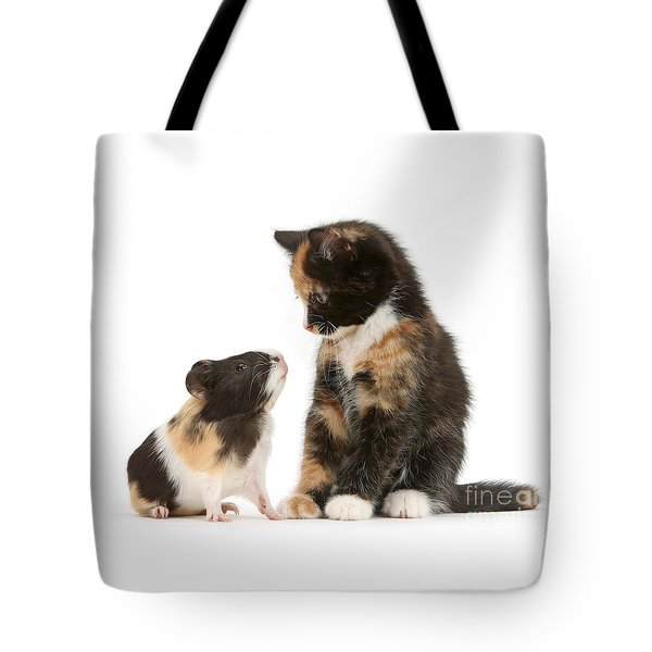 A Guinea For Your Thoughts Tote Bag