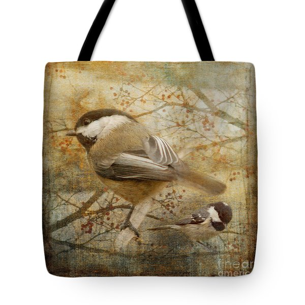 A Harbinger Of Changes 2015 Tote Bag