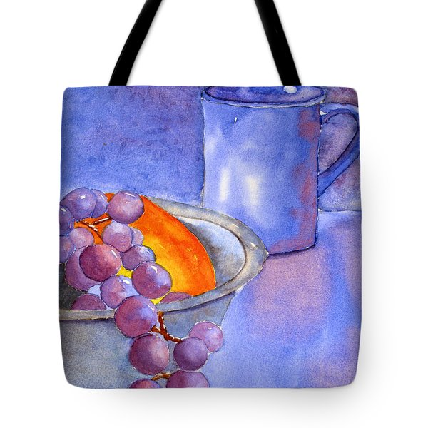 A Healthy Breakfast. Tote Bag