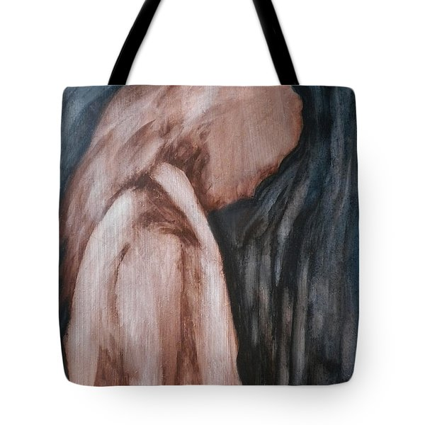 A Heavy Thought Tote Bag