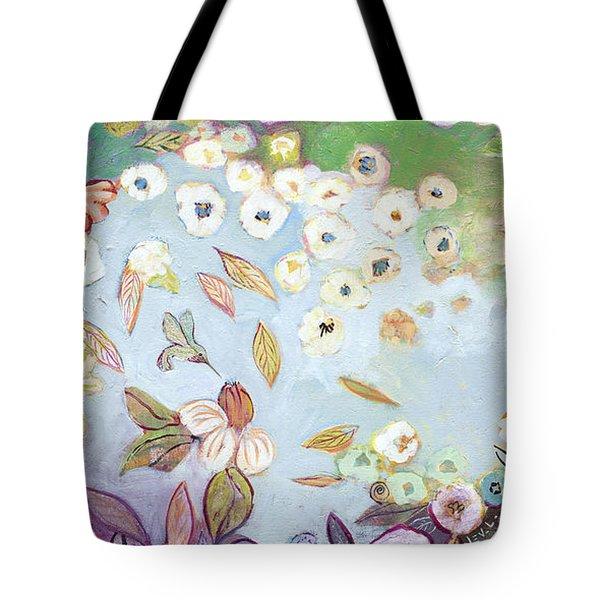 A Hidden Lagoon Tote Bag