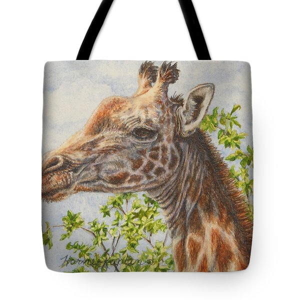 A Higher Point Of View Tote Bag