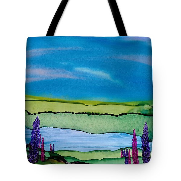 A Hint Of Lochaber Tote Bag
