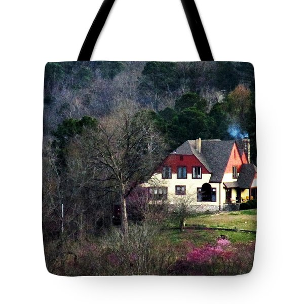 A Home In The Country Tote Bag