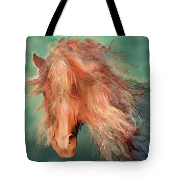 A Horse Called Copper Tote Bag