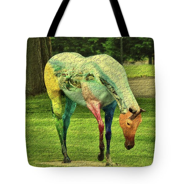 A Horse Is A Horse Tote Bag