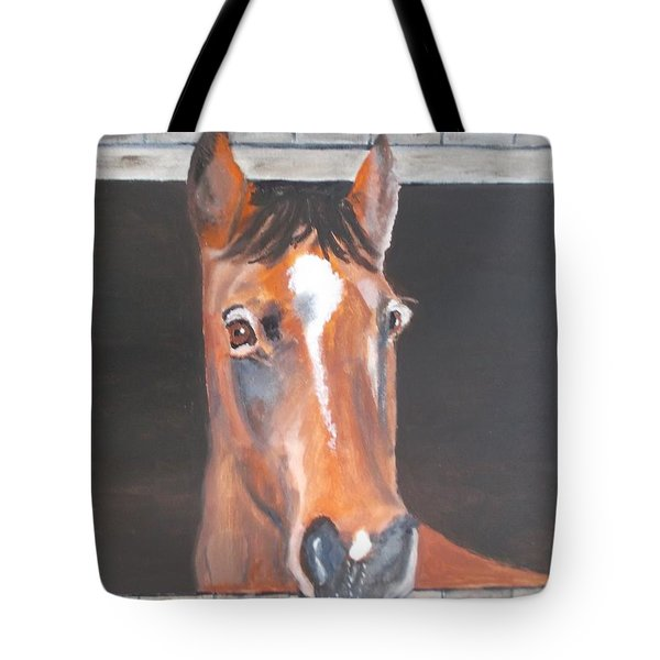 A Horse With No Name Tote Bag