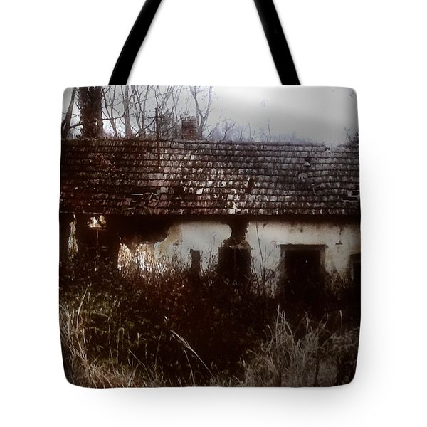 A House In The Woods Tote Bag