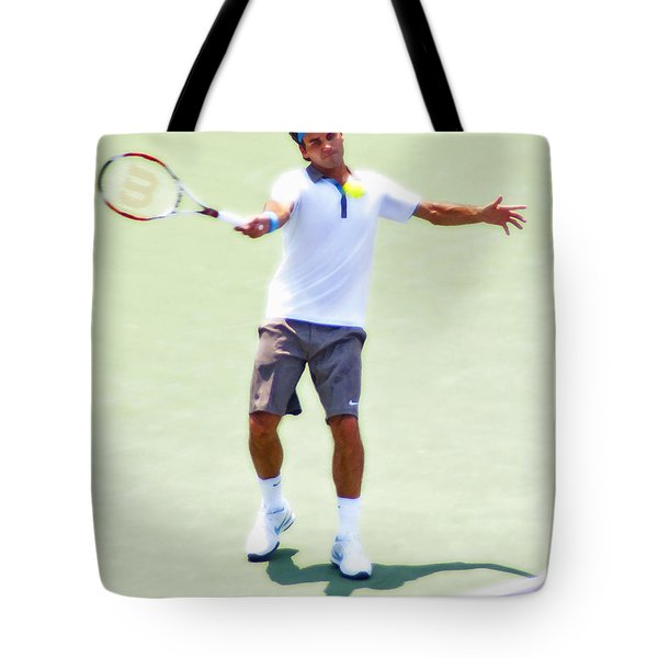 A Hug From Roger Tote Bag by Steven Sparks
