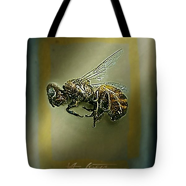 A Humble Bee Remembered Tote Bag