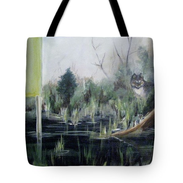 A Humboldt Holiday Tote Bag