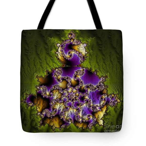 A Jaunt Through The Forest Tote Bag