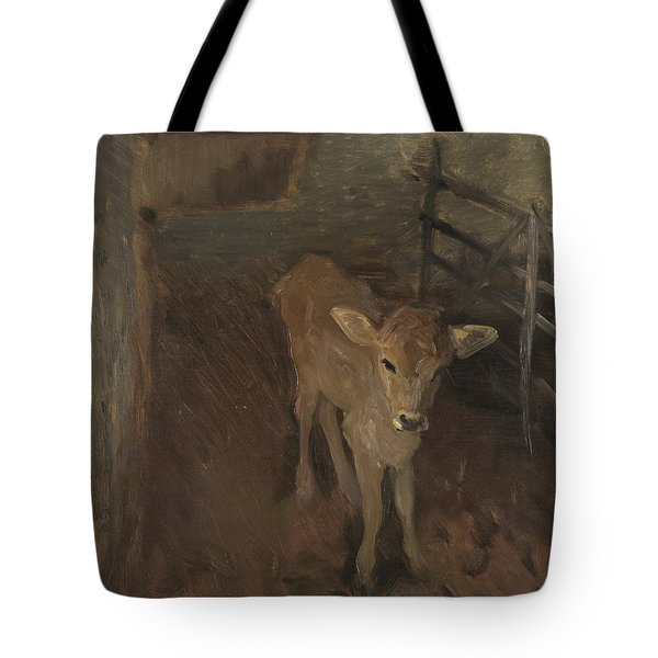 A Jersey Calf, 1893 Tote Bag by John Singer Sargent