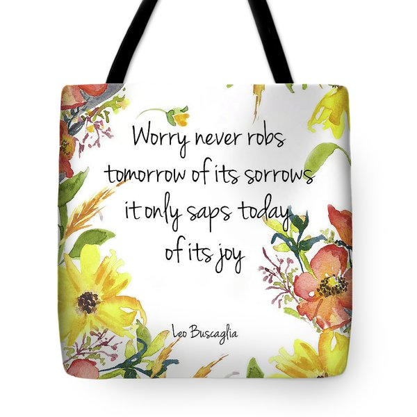 Tote Bag featuring the digital art A Joy Filled Fall  by Colleen Taylor