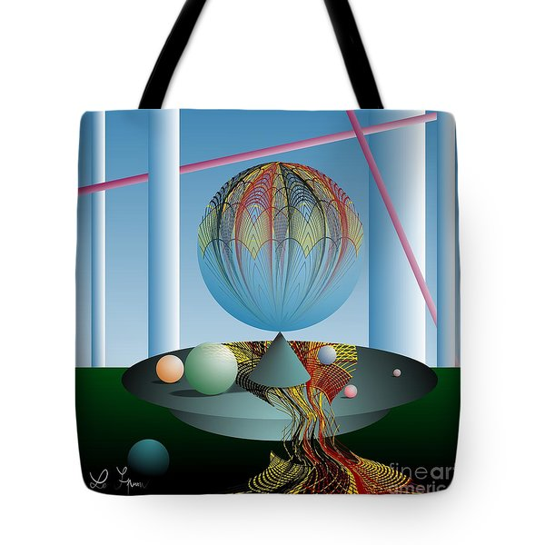 A Kind Of Magic Tote Bag by Leo Symon