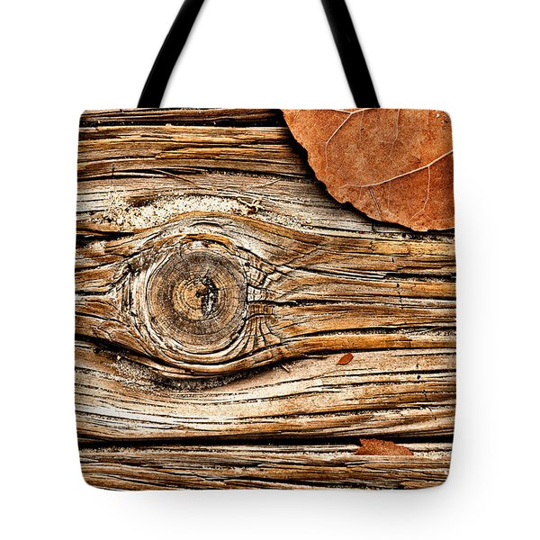 A Knot Tote Bag by Christopher Holmes