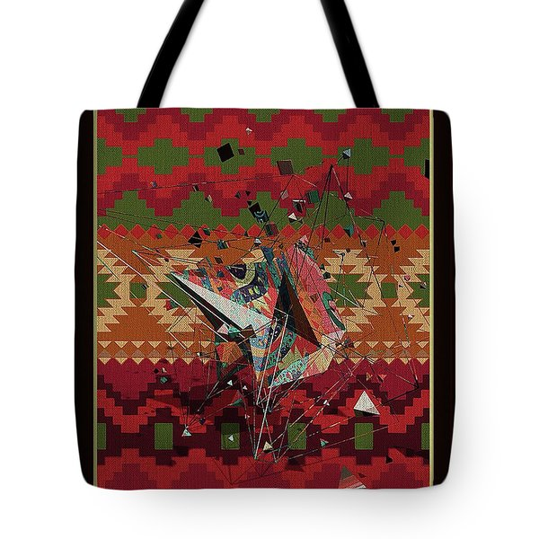 A La Kandinsky C1922 Tote Bag