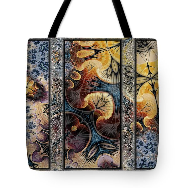A Labor Of Love Tote Bag by Kim Redd