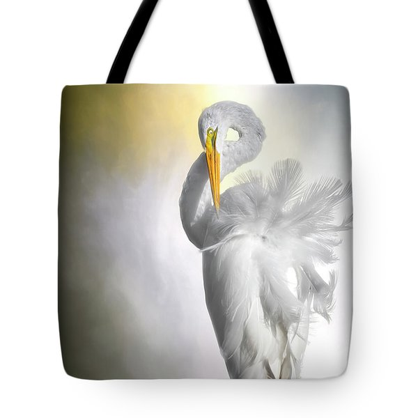 A Lady Needs Her Privacy Tote Bag