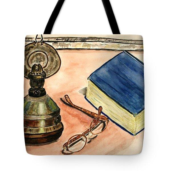 A Lampion. Tote Bag