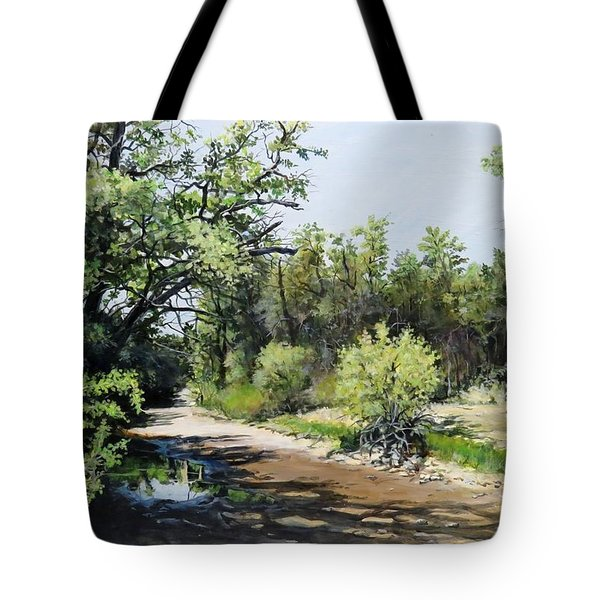 A Last Drink Tote Bag