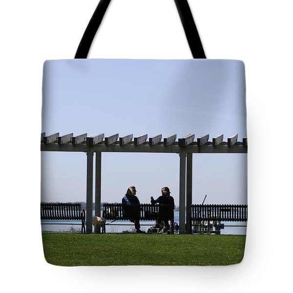 A Lazy Day Tote Bag