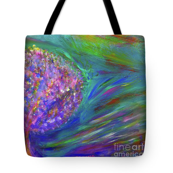 A Leap Of Faith Tote Bag