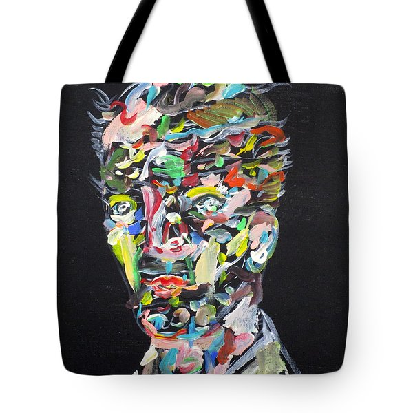 Tote Bag featuring the painting A Life Full Of Oppurtunities by Fabrizio Cassetta