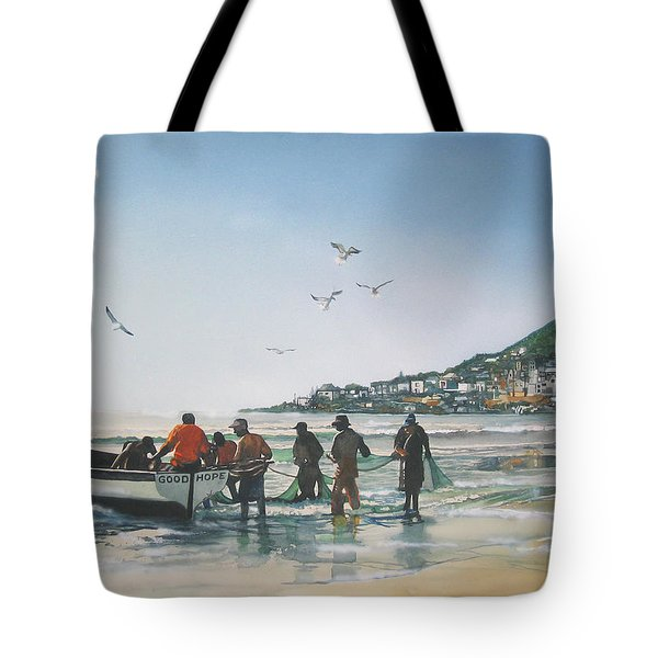A Light Breakfast Tote Bag