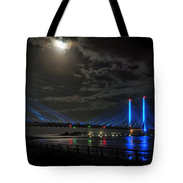 A Light From Above Tote Bag