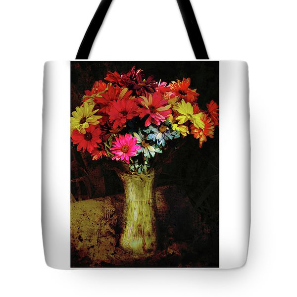 A Light Shines Into The Darkness Of My Soul Tote Bag