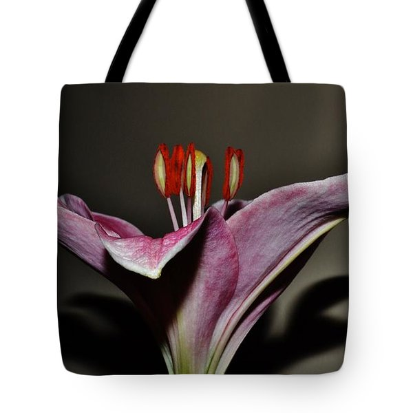A Lily Tote Bag