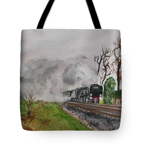 A Little Bit Country A Little Bit R And R Tote Bag