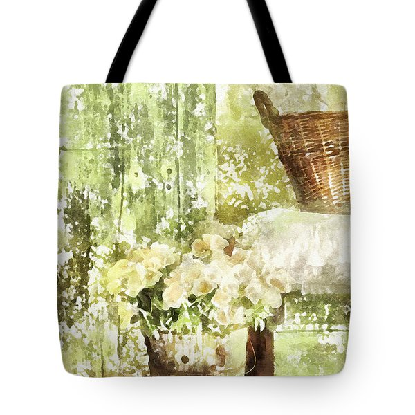 A Little Bit Of Country 2 Tote Bag