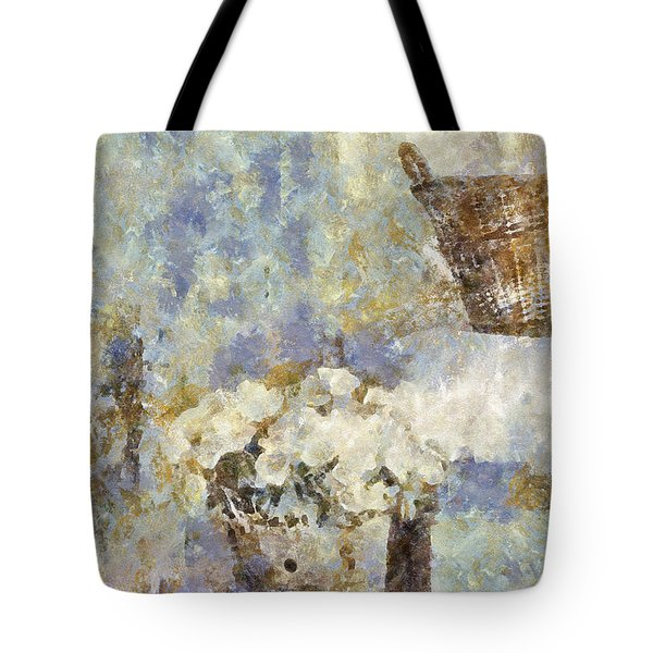 A Little Bit Of Country Tote Bag by Shirley Stalter