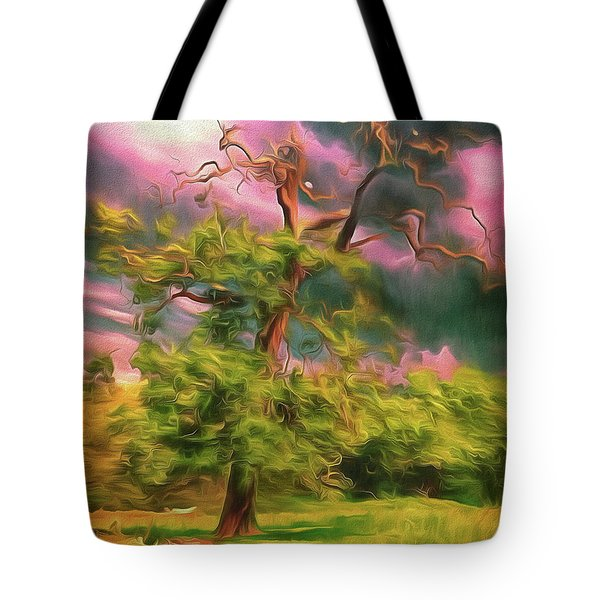 A Little Bit Worse For Wear Tote Bag
