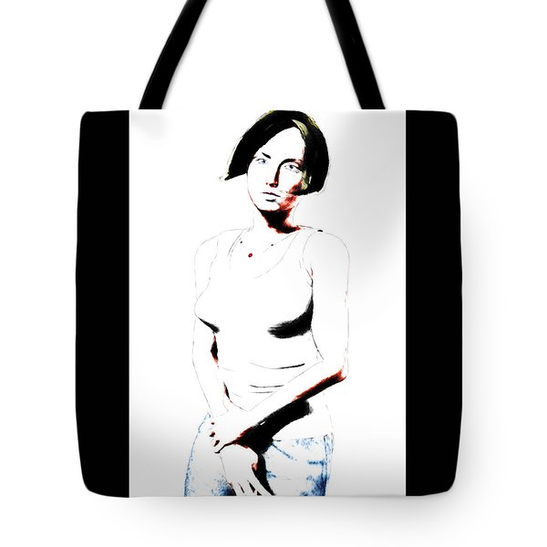 A Little Cold Tote Bag