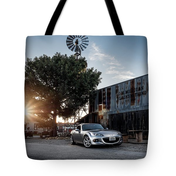 Tote Bag featuring the digital art Little Drop Of Sunshine by Douglas Pittman