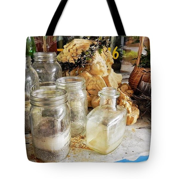 A Little Eccentricity Exists In Bluffton Tote Bag