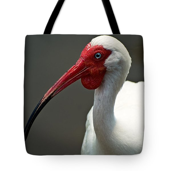 A Little Embarrassed Tote Bag by Christopher Holmes