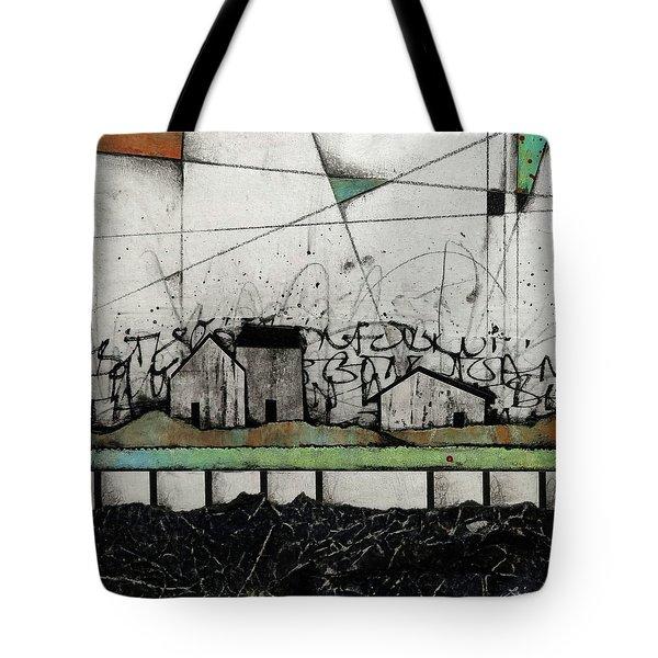 A Little Homestead  Tote Bag